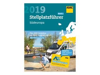 Band 2 bietet alles Wissenswerte zu über 3000 Stellplätzen in Südeuropa. Foto: ADAC