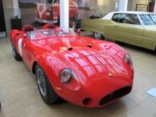 Baujahr 1966 ist der 245 PS starke Maserati Mistral 300 S Tribute