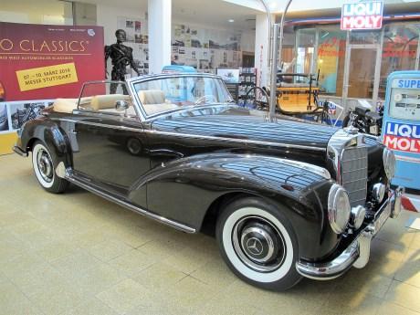 Wirtschaftswunder-Traumwagen: Mercedes-Benz 300 S Roadster von 1955