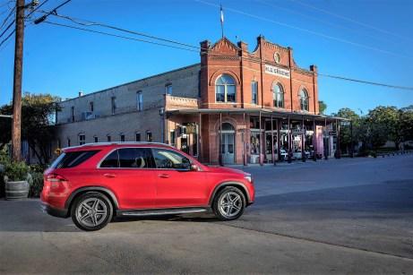 Bei Mercedes-Benz läuft sich das Mittelklasse-SUV GLE warm. Foto: Auto-Medienportal.Net/Daimler