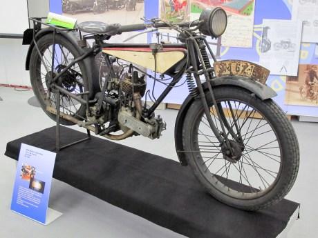 Cöln Calc 200 von 1923 aus den Kölner KBM-Werken