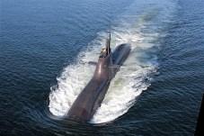 Unterseeboot U-32: Die modernen deutschen U-Boote fahren mit Strom aus Brennstoffzellen. Foto: Auto-Medienportal.Net/Bundesmarine