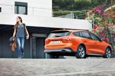Nach der Einführung des Ford KA+ Active und des Ford Fiesta Active ist der neue Ford Focus Active nun das dritte Mitglied der neuen Crossover-Familie von Ford. Foto: Ford