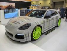 TECHART TECHTRONIC Powerkit am Porsche Panamera E-Hybrid
