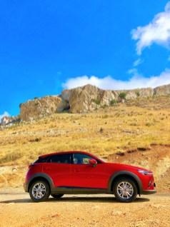 Die nächste Stufe der G-Vectoring Control wird für alle Modelle - wie hier beim CX3 - und mit Ausnahme des MX-5 verfügbar sein. © Mazda