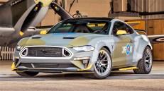 Mehr als 700 PS hat Ford Performance dem ES Mustang GT eingehaucht.
