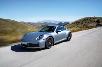 Der neue Porsche 911 ist auch in achter Generation der Sportwagen schlechthin geblieben. © Porsche