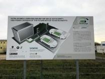 Prototyp einer Ultra-Schnell-Ladestation in der Nähe der A 8 zwischen Ulm und Augsburg. Foto: Auto-Medienportal.Net/Porsche