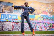 Tänzerin und Choreografin Nikeata Thompson. Foto: Seat