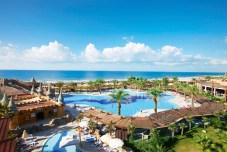 Das Hotel TUI Blue Palm Garden bietet abwechslungsreichen Familienurlaub in der Türkei. Foto: TUI