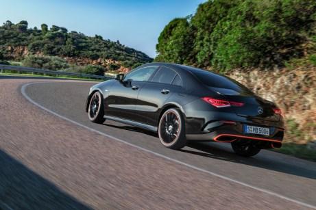Der neue CLA kommt im Mai 2019 auf den Markt. © Daimler