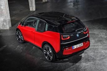 Der BMW i3 schlägt sein Benzin-Pendant beim Kostenvergleich über fünf Jahre. © BMW