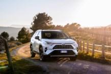 Er ist der Pionier im Kompakt-SUV-Segment und feiert nun mit der fünften Generation sein 25-jähriges Jubiläum. Foto: Auto-Medienportal.Net/Toyota