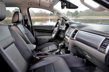 """Ford bietet den neuen Ranger weiterhin in drei beliebten Karosserie-Varianten an: Neben der Version mit Einzelkabine (2 Türen, 2 Sitze) stehen die Extrakabine (2 Doppelflügeltüren, 2+2 Sitze) sowie die noch geräumigere Doppelkabine (4 Türen, 5 Sitze) zur Wahl. Foto: """"obs/Ford-Werke GmbH"""""""