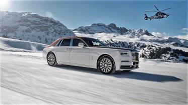 Wichtiger Wachstumstreiber war der Phantom. © Rolls-Royce
