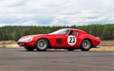 Ein 1962er Ferrari 250 GTO für 48,405 Millionen Dollar (42,6 Millionen Euro), der zum wertvollsten, jemals auf einer Auktion versteigerten Auto aufstieg. Foto: Auto-Medienportal.Net/Sotheby's
