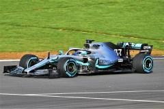 Während die Chassis-Entwicklung durch Regeländerungen dominiert wurde, blieb das Reglement mit Blick auf die Power Units weitestgehend stabil. Foto: Auto-Medienportal.Net/Daimler