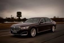 Bei BMW steht unter anderem der teilelektrifizierte neue 7er im Rampenlicht. © BMW