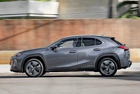 Der 4,50 Meter lange Crossover wird natürlich – als erster in seinem Segment – als Hybrid daherkommen. Foto: Auto-Medienportal.Net/Lexus