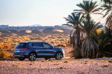 Der Tarraco kann mit 4Drive auf einen der sichersten, effizientesten und fortschrittlichsten On-Demand-Allradantriebe der Welt zählen. © Seat