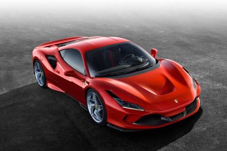 Schön und stark: der neue Ferrari F8 Tributo. © Ferrari