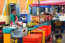 Markt in Kota Kinabalu. © Gebeco Länder erleben