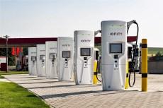 IONITY-Schnellladestationen mit CCS-Steckern gibt es in ganz Europa