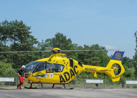 "ADAC-Rettungshubschrauber ""Christoph 48"". Foto: Auto-Medienportal.Net/ADAC"