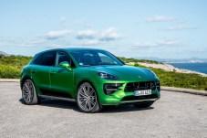 Die optischen Veränderungen beim Macan-Facelift fielen marginal aus. © Porsche