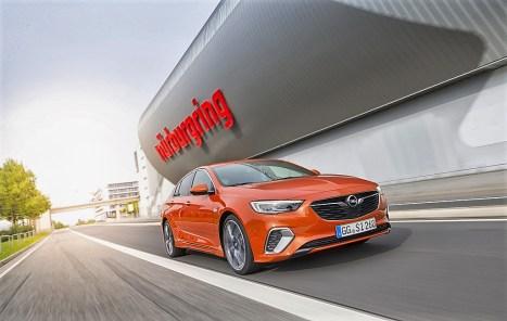 """""""Opel Experience 2019"""" am Nürburgring. Foto: Auto-Medienportal.Net/Opel"""