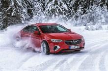 """""""Opel Experience 2019"""": Wintertraining. Foto: Auto-Medienportal.Net/Opel"""