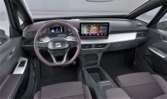 Das Cockpit im Seat el-Born. Foto: Auto-Medienportal.Net/Seat