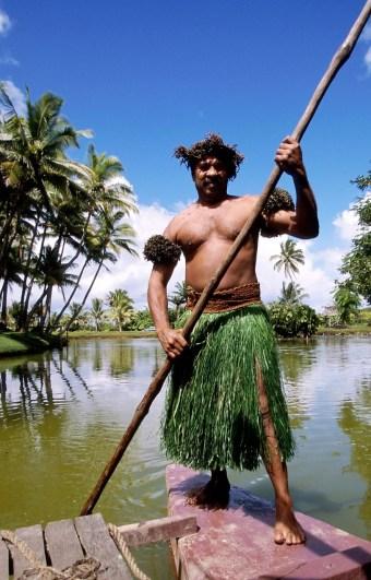 Mann auf Fidschi © Gebeco Länder erleben