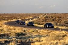 Porsche Taycan in Südafrika. Foto: Auto-Medienportal.Net/Porsche