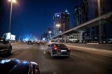 Porsche Taycan in Dubai.Foto: Auto-Medienportal.Net/Porsche