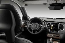 Fitnesswächter: Mit Kameras beobachtet das Auto, ob der Fahrer aufmerksam und fit (kein Alkohol, keine Drogen) ist. © Volvo