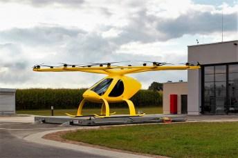 Christoph 65: ADAC testet Volocopter zur Luftrettung. Foto: Auto-Medienportal.Net/Volocopter