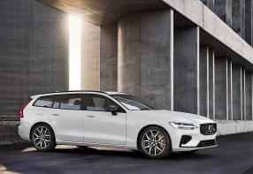 """Unter dem Label """"Polestar Engineered"""" sind ab sofort der V60 (Bild) und der XC60 in der Hybrid-Variante T8 Twin Engine bestellbar. © Volvo"""