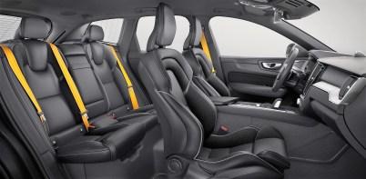 Sportlich-luxuriös geht's im Innenraum zu. © Volvo