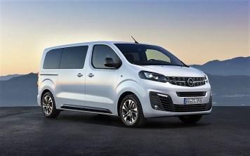 Der neue Opel Zafira Life wird ab Herbst 2019 bei den Händlern für Probefahrten zur Verfügung stehen. Foto: Auto-Medienportal.Net/Opel