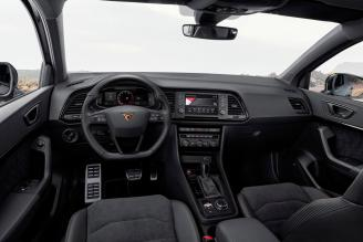 Das Cockpit des Cupra Ateca. © Cupra