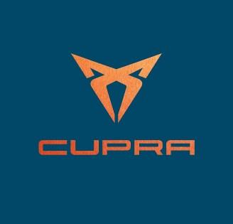 Das Cupra-Logo. © Cupra