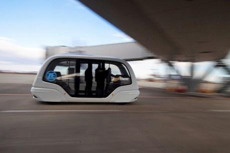 Mit der Übernahme der 2getthere B.V. stärkt ZF seine Position im wachsenden Markt für Mobilitätsdienstleistungen und fahrerlose Transportsysteme. Foto: Auto-Medienportal.Net/ZF