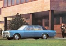 Opel Diplomat B (1969–1977). Foto: Auto-Medienportal.Net/Opel