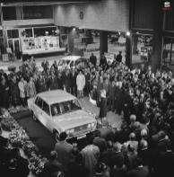 Spanische Automobil-Geschichte auf der Techno Classica. © Seat