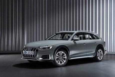 """Überall zu Hause: der Audi A4 """"allroad quattro"""". © Audi"""