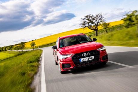 Der S6 Avant dürfte bei den Käufern und vor allem Leasingnehmern im Geschäftswagenbereich das beliebteste neue S-Modell werden. Dabei kann ein Diesel helfen. © Audi