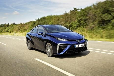 Toyota macht mit seinem Mirai vor, wie es geht. Foto: Auto-Medienportal.Net/Toyota