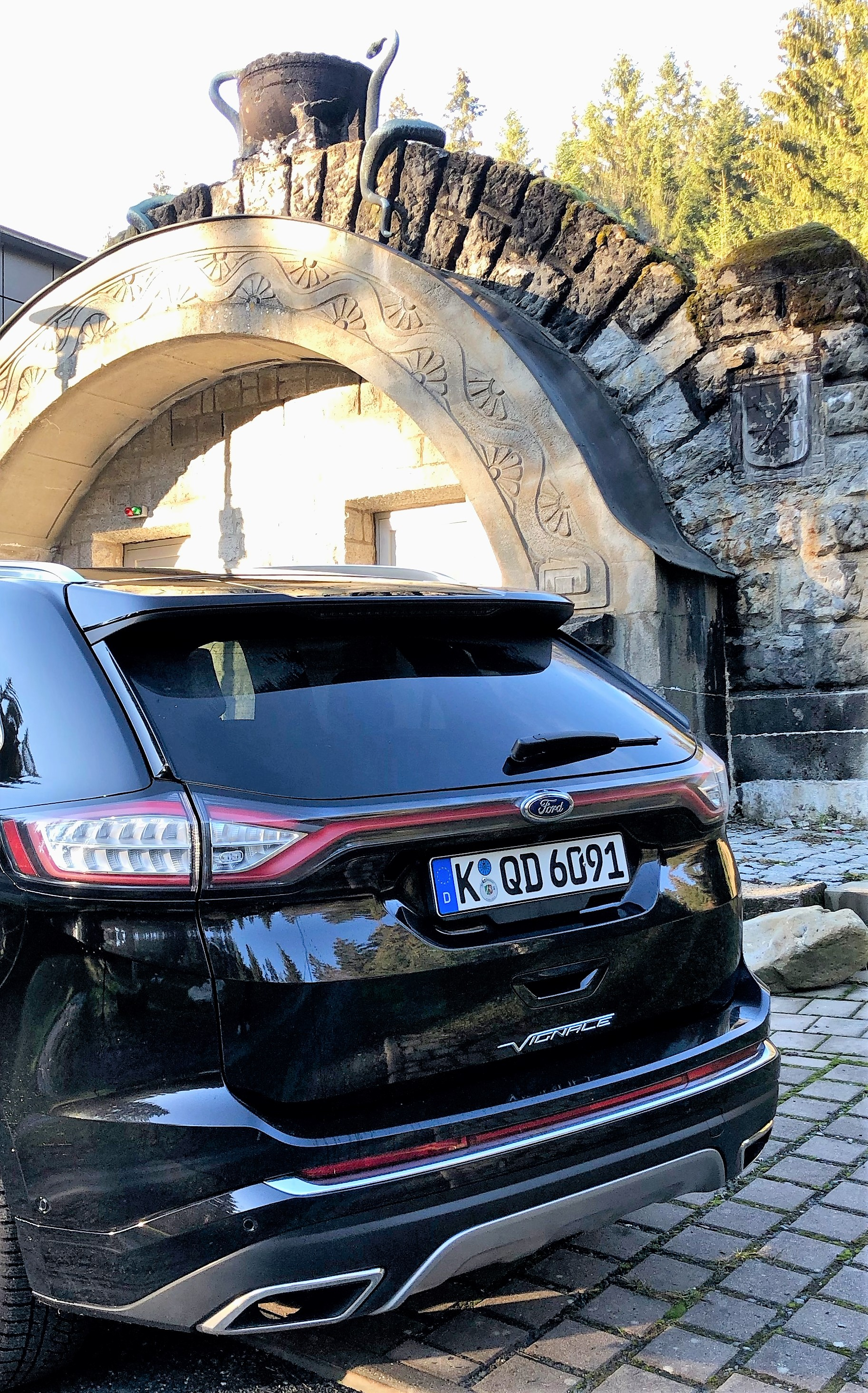 Ford Edge Vignale The American Way Of Drive Die