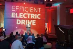 Bei der Präsentation des neuen VW ID.3 stehen auch Konzepte rund um das Thema Mobilität der Zukunft im Fokus. © Jutta Bernhard / mid